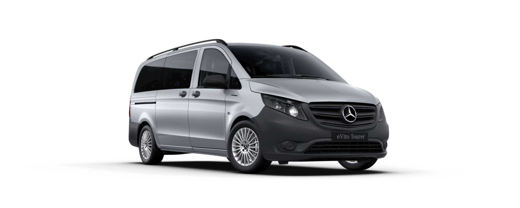 eVito Tourer, brilliant silver metallic
