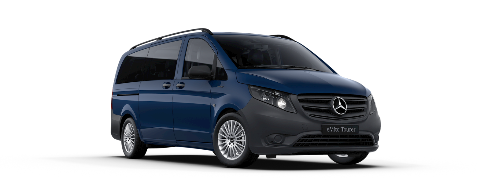 eVito Tourer, steel blue
